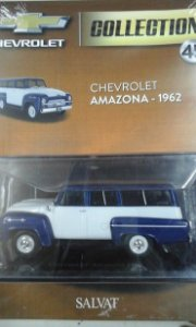 Chevrolet Amazona - 1962 - Chevrolet Collection #45 - Escala 1/43 - Salvat