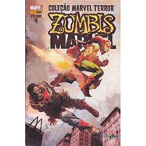 Coleção Marvel Terror - Zumbis Marvel n° 4 - Panini