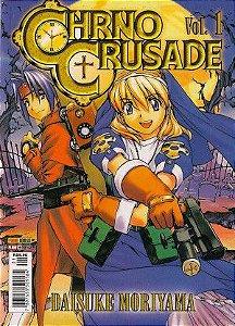 Chrno Crusade - #1 - Mangá - Panini Comics