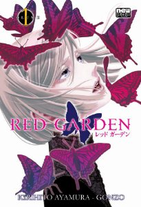 Red Garden - #1 - Mangá - New Pop