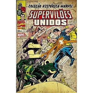 Coleção Histórica Marvel: Supervilões Unidos n° 1 - Panini