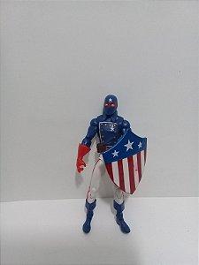 Patriota - Marvel Universe - Hasbro - Loose