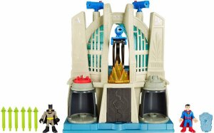 Palácio da Justiça - Batman e Superman - Playset Imaginext - DC - Mattel