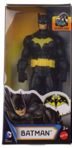 Mattel DC Batman Uniforme Negro