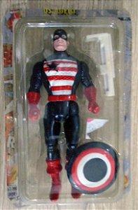 Toy Biz Marvel  Agente Americano Vintage Loose