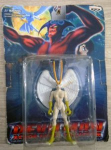 Banpresto Devilman Harpia Action Figure Collection Vintage