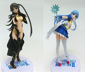 Kazakiri hyouka & Index - To Aru Majutsu No Index  (A Certain Magical Index) - Set Com 02 - Sega