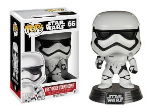 Funko Pop! Star Wars The Force Awakens First Order Stormtrooper
