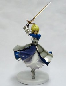 Saber Figure - Fate /  Stay Nigth - Prize A - Taito