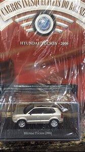 Hyundai Tuckson - 2006 - Carros Inesquecíveis do Brasil - #108 - Planeta DeAgostini