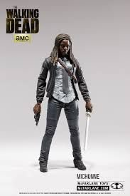 Michonne - The Walking Dead Tv Series - Series 09 - McFarlane Toys
