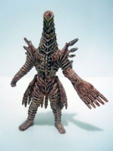 Monstro Godzilla / Super Sentai