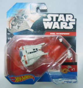 Hot Wheels Star Wars Starships Rebel Snowspeeder