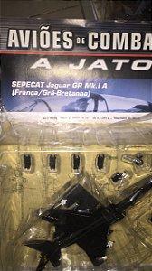 SPECAT Jaguar GR Mk.I A - Coleção Aviões de Combate a Jato - Escala 1/72 - Planeta DeAgostini