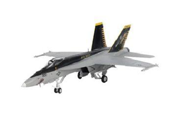 Boeing F/A-18E Super Hornet - Coleção Aviões de Combate a Jato - Escala 1/72 - Planeta DeAgostini