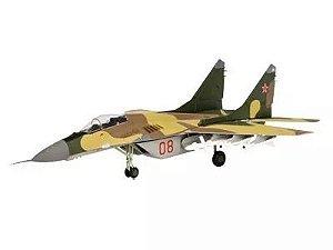Mikoyan-Gourevich MIG-29 -Fulcrum - Coleção Aviões de Combate a Jato - Escala 1/72 - Planeta DeAgostini