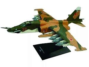 Sukhoi Su-25 K - Coleção Aviões de Combate a Jato - Escala 1/72 - Planeta DeAgostini