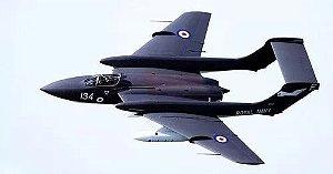 De Havilland Sea Vixen Faw.2 -Coleção Aviões de Combate a Jato - Escala 1/72 - Planeta DeAgostini