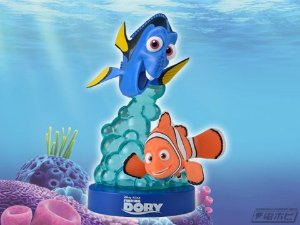 Sega PM Figure Píxar Dory e Marlin  Procurando Dory (Finding Dory)