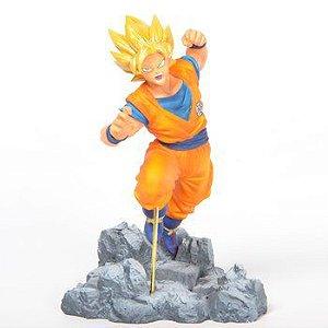 Banpresto Dragon Ball Super Soul X Soul Son Goku SSJ