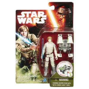 Luke Skwalker - Star Wars - O Império Contra - Ataca - Hasbro