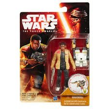 Hasbro Star Wars The force Awakens Finn Desert Mission