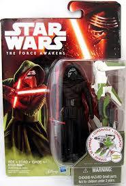 Kylo Ren -  Star Wars - O Despertar da Força - Hasbro
