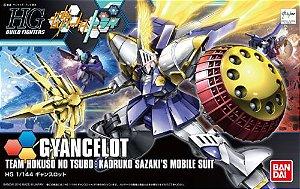 Gyancelot - Gundam Build Figthers  - 1/144 HG - Model Kit - Bandai