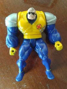 Toy Biz X-factor Strong Guy (Fortão) Loose