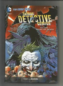 Batman Detective Comics Vol 1 Capa Dura New 52 Importada
