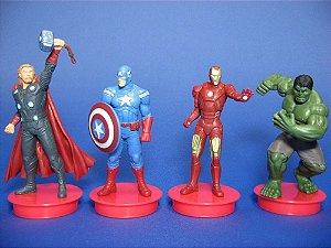 Vingadores Coleção Habibs - Avengers