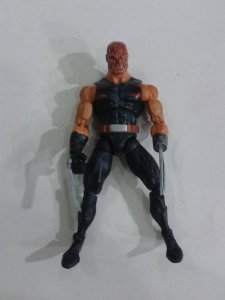 Wolverine Burned Era Do Apocalipse Marvel Legends - Hasbro - Loose