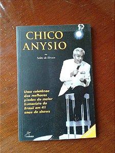 Salão De Sinuca - Chico Anysio - Livro