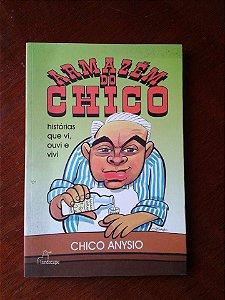 Livro Armazém Do Chico Chico Anysio