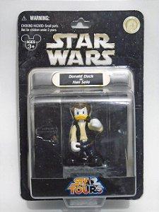 Disney Star Wars Donald Han Solo Star tours