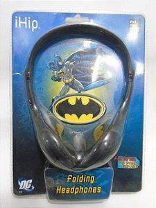 Batman Folding Headphones - IHIP - DC