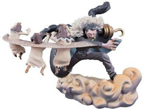 Megahouse Log Box One Piece Diorama Crocodile Impel Down