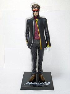 Sega Premium Figure Evangelion Gendou Ikari Loose