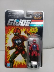 Hasbro G.i.Joe 25th Cobra HISS Driver Gijoe 25th