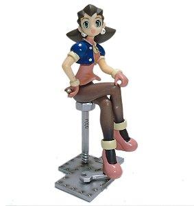 Yujin Capcom Megaman Rockman Legends Tron Bonne Gashapon Raro