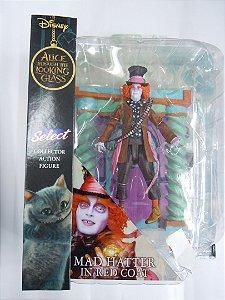 Diamond Select Toys Chapeleiro Louco Alice Através dos espelhos Action Figure