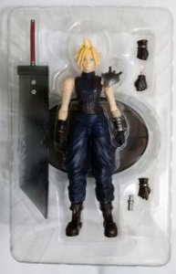 Final Fantasy 7 Playarts Cloud Strife Square-Enix