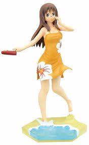 K-ON High Grade Summer Beach Figure Sawako Yamanaka Sega