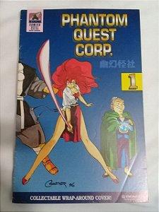 Phantom Quest Corp  #1 PANIME COMICS Importado
