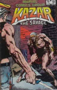 Ka-zar the Savage #19 Importada