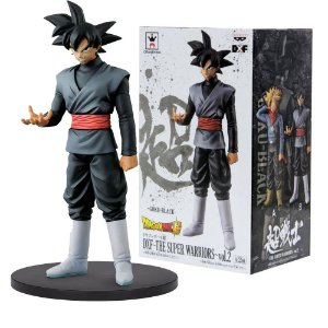 Banpresto DXF Dragon Ball Super Goku Black The Super Warriors Vol. 2