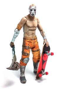 Neca BorderlandS Psycho Bandit