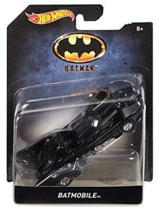Hot Wheels Batman Batmobile (Batmóvel) 1989 Filme 1/50