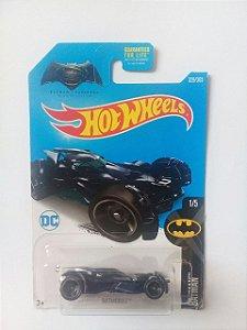 Hot Wheels DC BVS - Batman Batmóvel 1/64