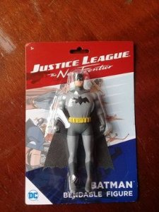 DC Justice League Batman Bendable Figure